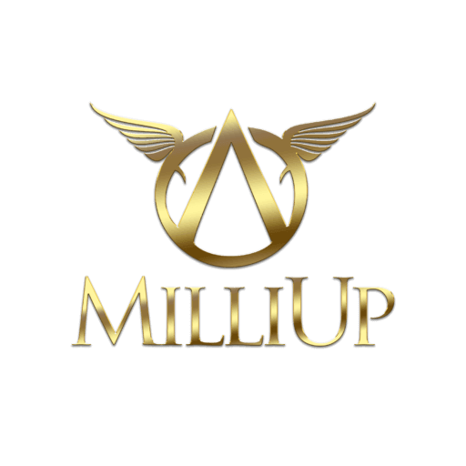 """MilliUp!""""Where opportunity meets ambition!"""""""