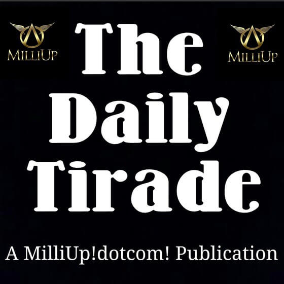 The Daily Tirade - Cover